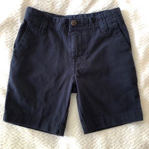 Wonder Nation Navy Shorts adjustable waist band